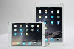 The iPad Air 2 and iPad mini 3 review It's a conflicting time for Apple. On one hand, it's a joyous occasion for the company because its latest iPhones, which come in larger screen sizes than