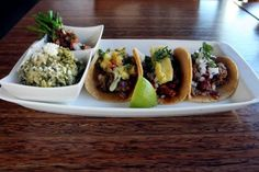 """Fresh Mex"" food at Urban Taco, 290 E. Basse Road"