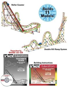 Knex Roller Coaster Physics Set