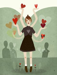 Yoga magazine - Mathilde Aubier ART + GRAPHIC DESIGN + ILLUSTRATION