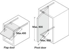 Concealed Door Slide Hardware For Hiding The Tv In The Casework 18 For Pair For 24