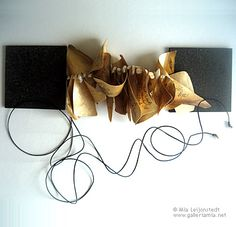 Unique Handmade Books and Artist Books » Leijonstedt - Art of the book