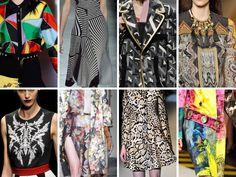 Portal UseFashion - Tendências de desfiles Vestuário - Tecido Plano Feminino