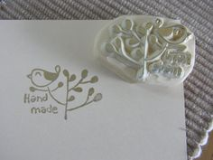 Cute! @Brittany Armstrong maybe a custom one for the back of your cards as a label?
