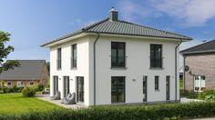 Stadtvilla Haus bauen wohnen
