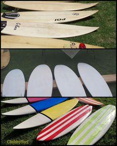 Chubby Surf Boards Create Design Waves in Vegas and Beyond #surfboards #california #surfing #diy #yardcrashers #vegas #ericsandoval