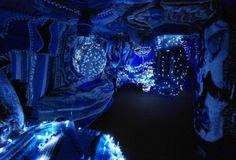 Joana Vasconcelos, Trafaria Praia, Pavilion of Portugal, 55th International Art Exhibition, La Biennale di Venezia. Photo Michal Fornalczyk. This artist, Joana Vasconcelos, has really made some very compelling art