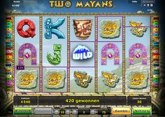 Two Mayans im Test (Novoline)