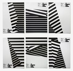 1AFN poster series by Experimental Jetset