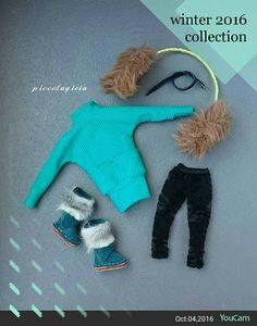 Guarda questo articolo nel mio negozio Etsy https://www.etsy.com/listing/469648190/blythe-dress-snowy-winter