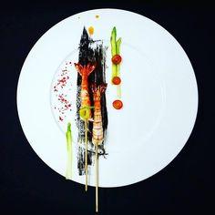 Shrimp with asparagus. By @edy_kriswanto via @PhotoAroundApp. Use…