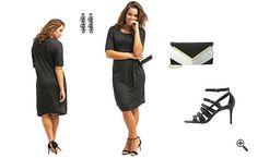 Festliche Kleider Größe 48 + 3Outfit Ideen für Lusy http://www.fancybeast.de/kleider-groesse-48/ #FestlicheKleider #Kleider #Sommerkleider #Gr48 #Outfit #Dress Kleider Größe 48 Outfit Ideen