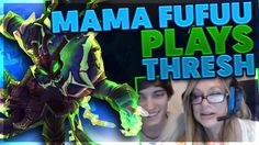 mamafufuu plays thresh https://www.youtube.com/watch?v=hZbvCUNVcuM #games #LeagueOfLegends #esports #lol #riot #Worlds #gaming