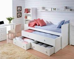 Cuando se hacen mayores: en busca de la cama perfecta para tus hijos