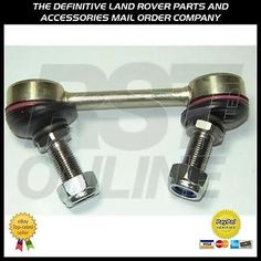 Anti Roll Bar Stainless Washers Capri - Escort RS
