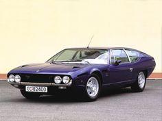 1969–72 Lamborghini Espada 400 GTE