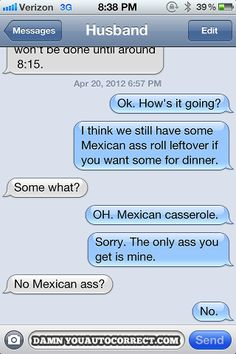Funny Text Messages! Yummy Leftovers