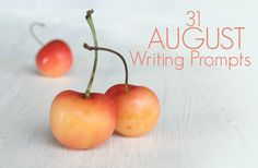 31 August Writing Pr