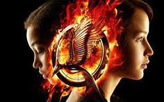 Rue and Katniss (With Mockingjay)