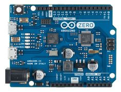 Arduino and Atmel have debuted the Zero development board – a simple, elegant and powerful 32-bit extension of the platform originally established by the popular UNO.  #Atmel #Arduino #ArdunoZero #ArduinoUNO #32bit #DevBoard #Makers #MakerMovement #DIY #OpenSource #Hardware