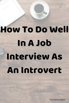 A stellar survival guide for introverts preparing for a job interview! Conserve your energy and maximize your strengths during a job interview with these tips. Are you an introvert? What's your secret interview maneuver? Teaching Job Interview, Interview Skills, Job Interview Questions, Job Interview Tips, Job Interviews, Interview Clothes, Job Cover Letter, Cover Letter For Resume, Job Resume