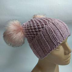 Čepice starorůžová Knitted Hats, Winter Hats, Knitting, Shopping, Fashion, Moda, Tricot, Fashion Styles, Knit Caps