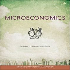 Test bank solutions for economics private and public choice 15th find this pin and more on test bank for microeconomics private and public choice 14th edition by gwartney by hientrinhforeverajc see more solution manual fandeluxe Image collections