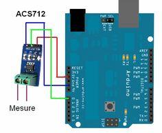 ACS712 Current Sensor- 5A - Elecrow