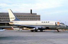 Importante lembrança - Há 80 anos era fundada a VASP, hoje já extinta, mas que permanece como ícone do transporte aéreo no Brasil: