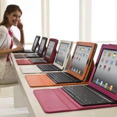 Bluetooth iPad keyboard cases