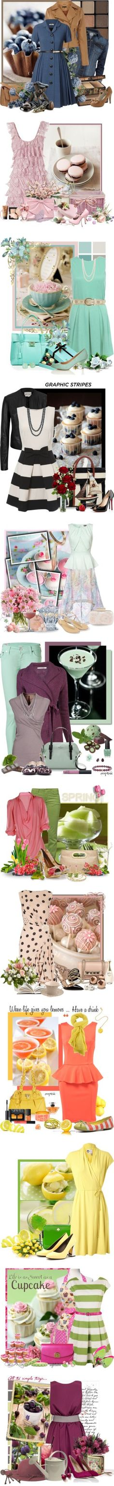 """""""fancy foods my fav's"""" by countrycousin ❤ liked on Polyvore"""