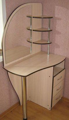 Купить туалетный столик на заказ, цены | Продажа трюмо в Барнауле