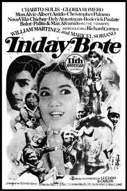 Inday Bote (1985)  #Films, #Online, #Philippines