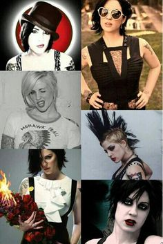 Brody Dale from The Distillers
