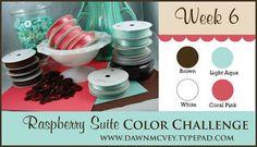 Raspberry Suite Color Challenge