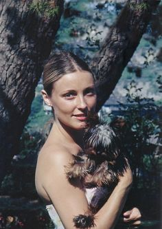 Sharon on Cielo Drive, August 1969, believed to have been taken days before her death