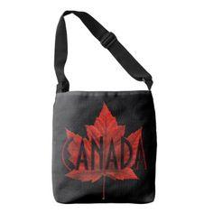 Canada Bags Canada Souvenir Tote Bags - #personalize custom #customizable
