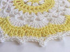 Steph's #Crochet #MandalasForMarinke + Factors Linked with Depression