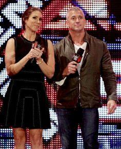 Stephanie McMahon & Shane McMahon