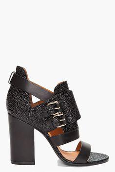 Givenchy Vittorias Biker Heels