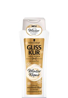 Produkttest Gliss Kur Winter Repair