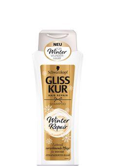 Produkttest Gliss Kur Winter Repair