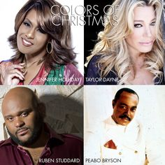 Don't miss the Colors of Christmas featuring four superstar performers in one amazing holiday show! Peabo Bryson, Jennifer Holliday, Ruben Studdard (American Idol Winner) and Taylor Dayne share the spotlight for one unforgettable night at #TheMahaffey. Tuesday, Dec. 9, 2014 at 7:30 p.m. Tickets: $49.50 - $79.50. Click for details.