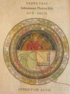 Los mapas de Petrus Apianus