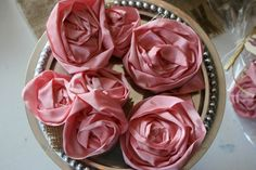 Crafts to Make with Ribbon | how to make those ribbon roses | Crafts