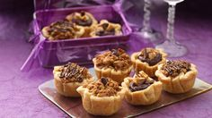 Mom's Best Butter Tarts recipe and reviews - Miss mom's butter tarts? Enjoy these classic homemade tarts with or without pecans!