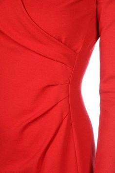 Armani Collezioni Women 3/4 Length Dress - DRESS IN VISCOSE BLEND Armani Collezioni Official Online Store