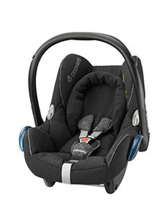 Maxi-Cosi CabrioFix Group 0+ Car Seat - Digital Black #Maxi #Cosi #CabrioFix #Group #Seat #Digital #Black