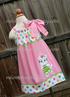 Beautiful and Exclusive Design for Katarina from Daniel Tiger's Neighborhood