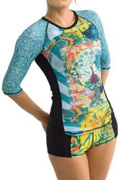 Long Sleeve Sun Protection Shirt Womens